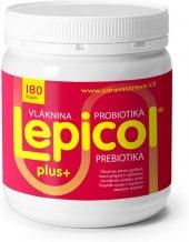 Doplněk stravy Kapsle plus+ Lepicol Trávící enzymy