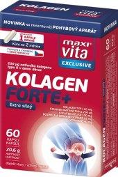 Doplněk stravy Kolagen forte Exclusive MaxiVita