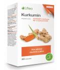 Doplněk stravy Kurkumin Liftea
