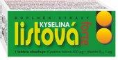 Doplněk stravy Kyselina listová Forte Naturvita