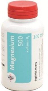 Doplněk stravy Magnesium 500 Fagron