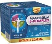 Doplněk stravy Magnesium B-komplex Glenmark