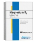 Doplněk stravy Magnesium B6 Generica