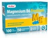 Doplněk stravy Magnesium B6 Premium Dr.Max