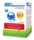 Doplněk stravy Magnesium + vitamin B6 GS