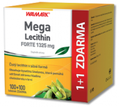 Doplněk stravy Megalecithin Forte Walmark