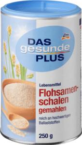 Doplněk stravy mleté psyllium Das Gesunde Plus