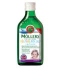 Doplněk stravy Můj první rybí olej Omega 3 Möller's