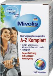 Doplněk stravy Multispektrum Mivolis