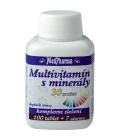 Doplněk stravy multivitamín s minerály Medpharma