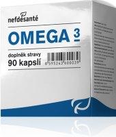 Doplněk stravy Omega 3 Nefdesanté