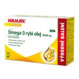 Doplněk stravy Omega-3 rybí olej Plus Walmark