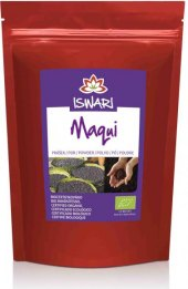 Doplněk stravy prášek Maqui bio Iswari