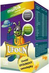 Doplněk stravy pro děti Ufoun Multík