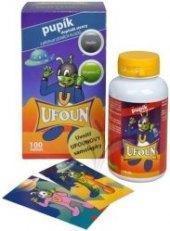Doplněk stravy pro děti Ufoun Pupík