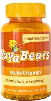 Doplněk stravy pro děti Yaya Bears