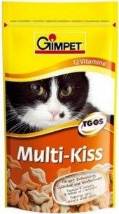 Doplněk stravy pro kočky Vitamínové pusinky Kiss Gimpet