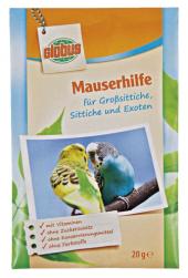 Doplněk stravy pro papoušky zrníčka pro přepeření Globus