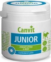 Doplněk stravy pro psy Junior Canvit Biofaktory