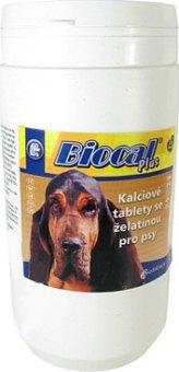 Doplněk stravy pro psy Plus Biocal