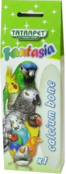 Doplněk stravy pro ptáky sépiová kost Tatrapet