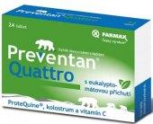 Doplněk stravy Quattro Preventan