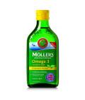 Doplněk stravy rybí olej Omega 3 Möller's