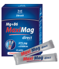 Doplněk stravy sáčky Zdrovit MaxiMag direct Mg+B6