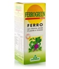 Doplněk stravy sirup Ferrogreen Specchiasol