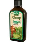 Doplněk stravy Sirup bylinný Herbal MaxiVita