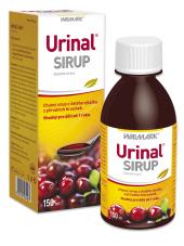 Doplněk stravy sirup na močové cesty Urinal Walmark
