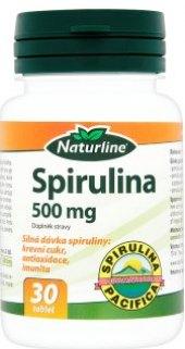 Doplněk stravy Spirulina Naturline
