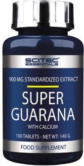 Doplněk stravy Super Guarana s vápníkem Scitec Essentials