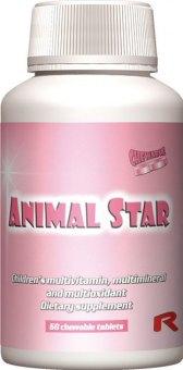 Doplněk stravy tablety pro děti Animal Star