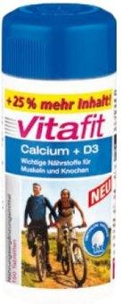 Doplněk stravy vápník + D3 Vitafit