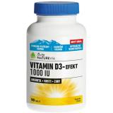 Doplněk stravy Vitamin D3 Efekt Swiss NatureVia