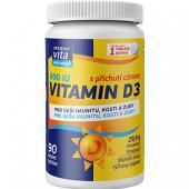 Doplněk stravy Vitamín D3 MaxiVita
