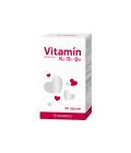 Doplněk stravy Vitamín K2+D3+Q10 Biomedica
