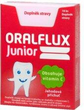 Doplněk stravy žvýkačky pro děti Juinor Oralflux