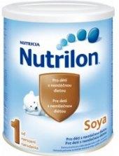 Doplňková výživa pro děti Nutrilon Soya