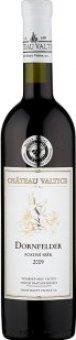 Víno Dornfelder Chateau Valtice - pozdní sběr