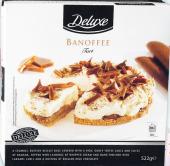 Dort Banoffee mražený Deluxe