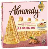 Dort mražený bezlepkový Almondy