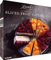 Ovocný dort mražený Luxury Iceland