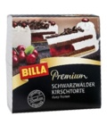 Švarcvaldský dort mražený Billa Premium