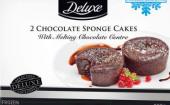 Dortíky čokoládové mražené Deluxe