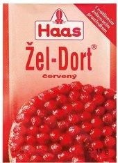 Dortové želé Haas