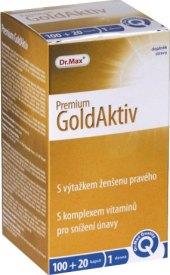 Doplněk stravy Premium GoldAktiv Dr. Max