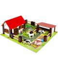 Dřevěná farma Eichhorn