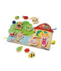 Dřevěná hračka Playtive Junior